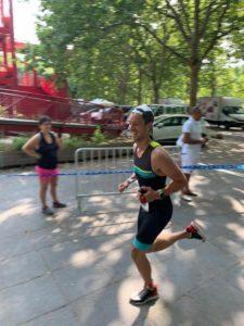 Olivier Dansac Triathlon Paris 2019