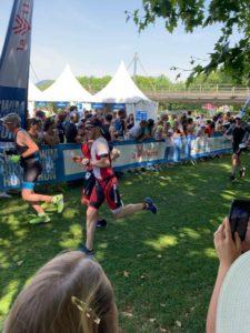 Melen aussel course à pied triathlon paris M 2019