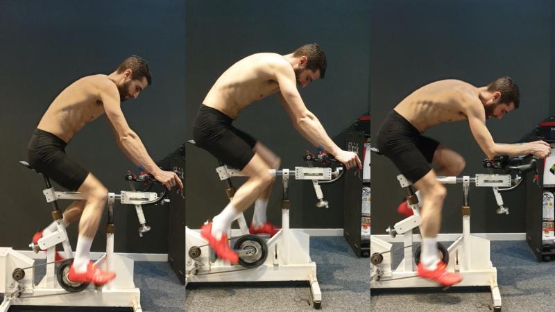 étude posturale avant après