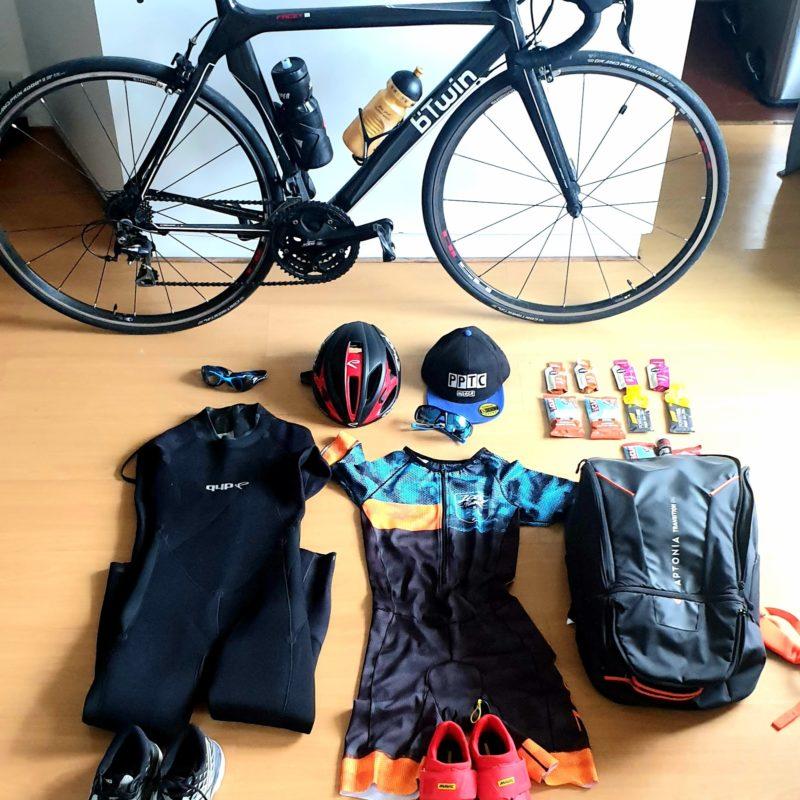 équipement triathlon Melen