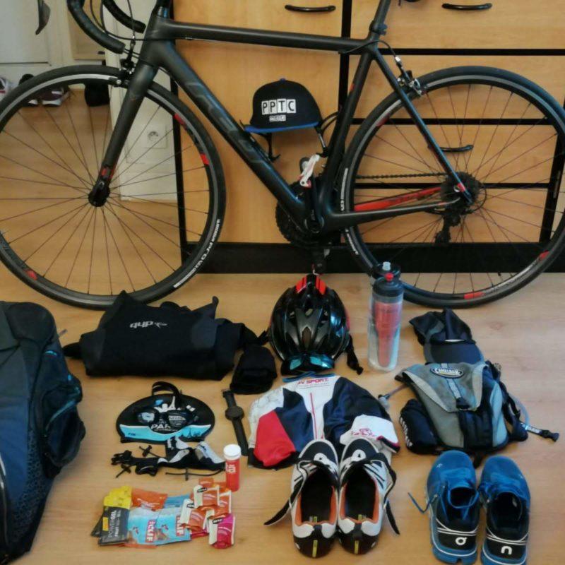 équipement triathlon Geoffroy