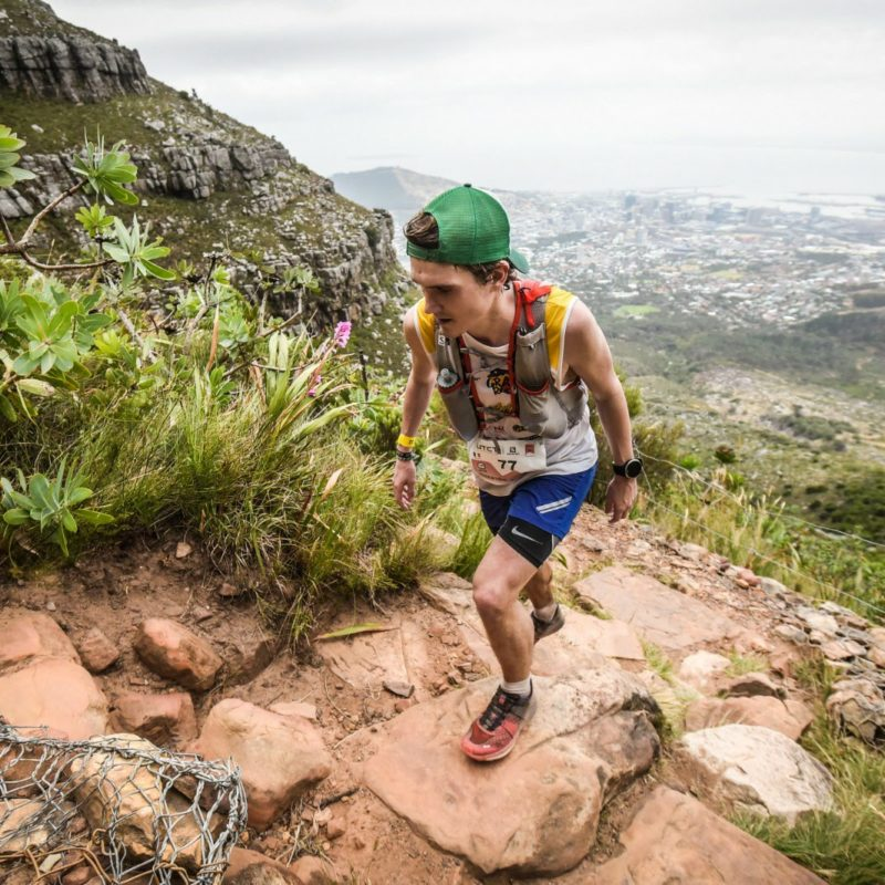 Alexandre @casquetteverte - ultra trail